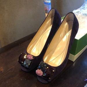 Women's 7.5 B Kate spade shoes